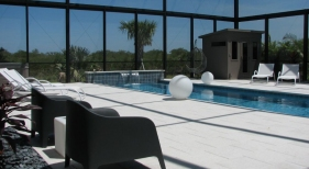 Custom Lap Pool