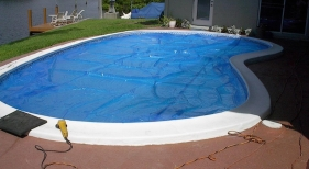 Pool 1 - Before Renovation